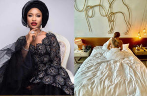 Whenever you engage in sexual relations with an individual you bond with them, you become who you lay down with – Tonto Dikeh