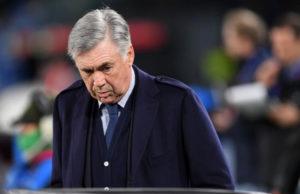 Carlo Ancelotti dismissed by Napoli despite Champions League Qualification