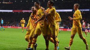 Messi Magic Sinks Atletico As Barca Reclaim Top Spot