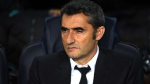 JUST IN!! Barcelona Sack Manager Valverde, Appoint New Boss