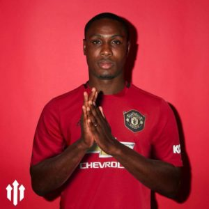 Manchester united Announce Signing of Odion Ighalo