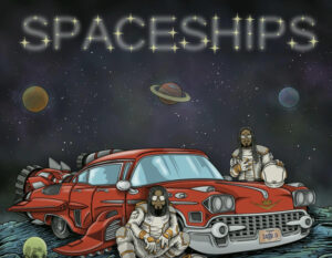 Big K.R.I.T. & Boss Wood – Spaceships