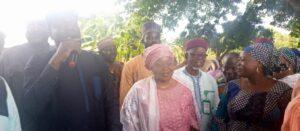 PDP MEMBERS IN MORO DECAMP AFTER WARD SENSITIZATION TOUR BY HON ROTIMI ILIASU