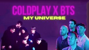 Coldplay ft. BTS – My Universe