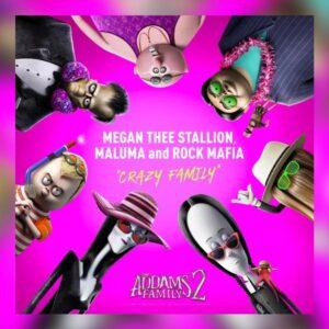 Megan Thee Stallion, Maluma & Rock Mafia – Crazy Family