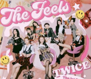 TWICE – The Feels