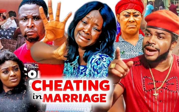 Cheating in Marriage (2021) Season 1 [ Nollywood Movie ]