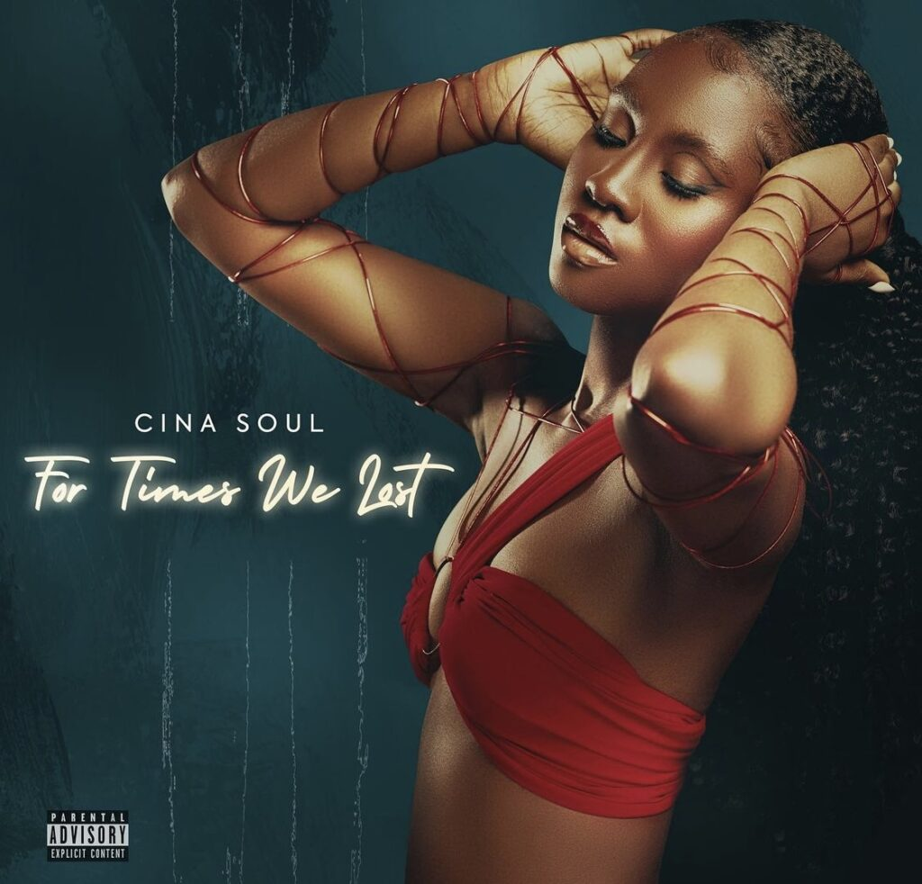 Cina Soul – For Times We Lost [ Full Ep ]