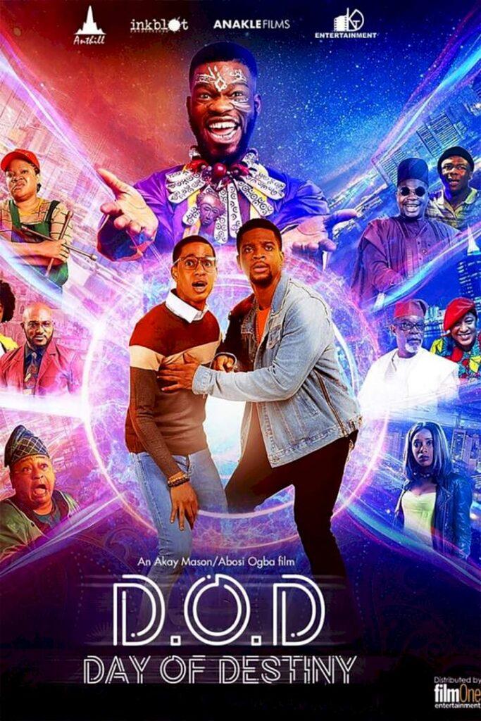 Day of Destiny (2021) [ Nollywood Movie ]