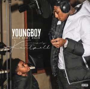 YoungBoy Never Broke Again – Sincerely, Kentrell [ Full Album ]