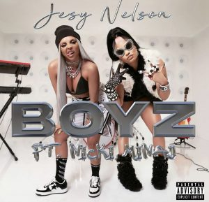 Jesy Nelson Ft Nicki Minaj – Boyz