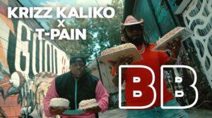 Krizz Kaliko & T-Pain – BB ( Birthday B*tch )