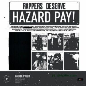 JPEGMAFIA – HAZARD DUTY PAY!